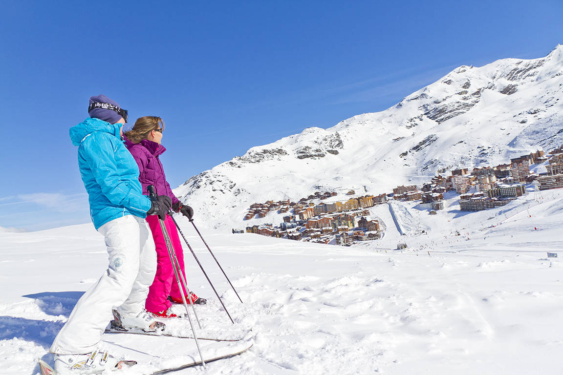 Wintersport Val Thorens