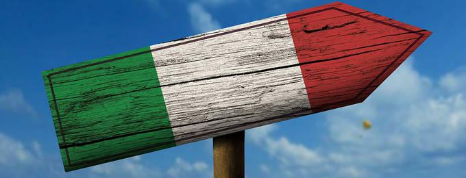 Vliegvakanties Italië