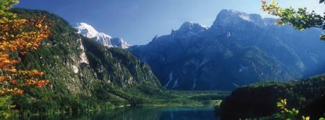 Vakantie Oostenrijk - Bergmeer