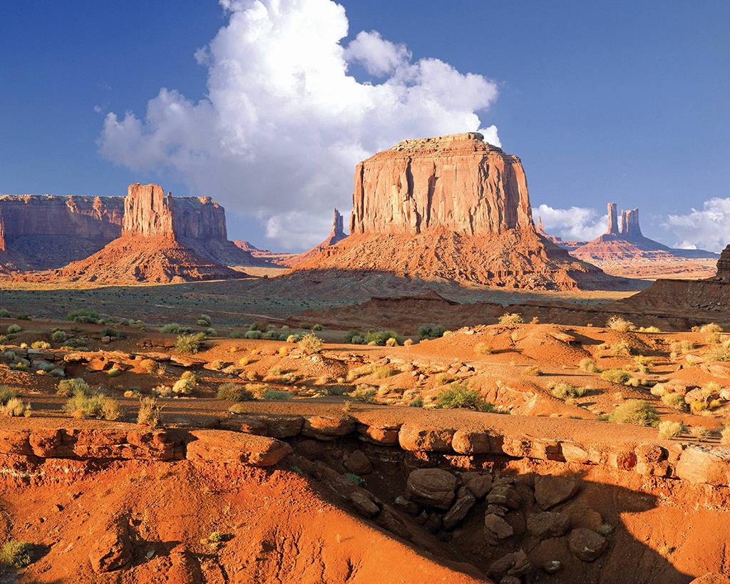 Vakantie Amerika - Monument Valley
