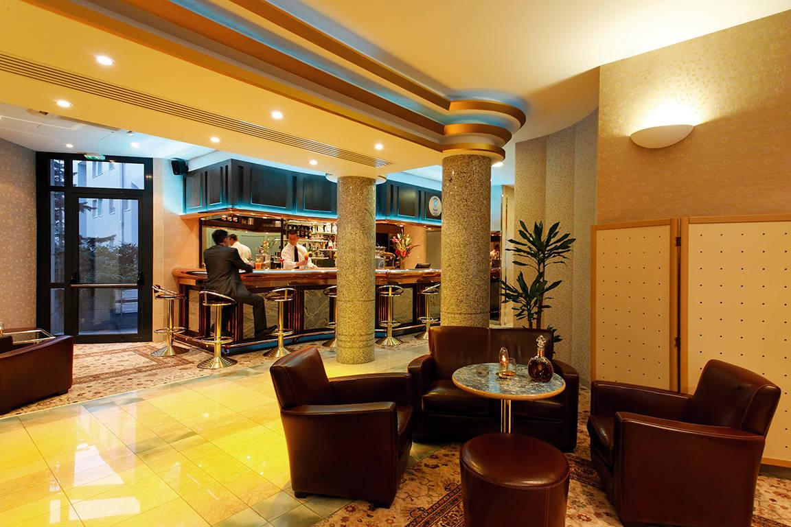 Hotel le Manhattan- bar