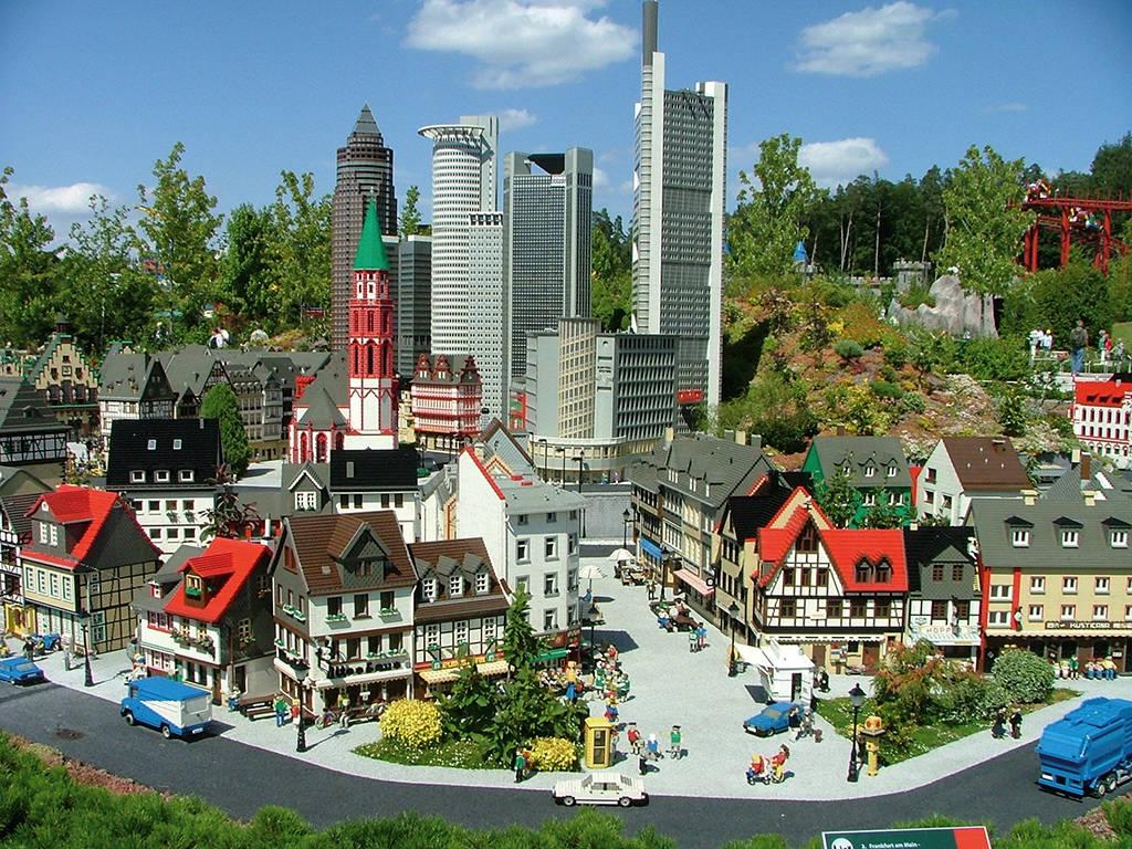 Legoland Duitsland, kom naar het land voor kinderen!