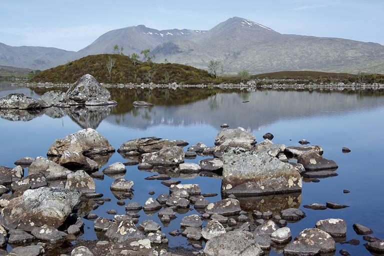 Sfeerimpressie Rondreis adembenemend Schotland