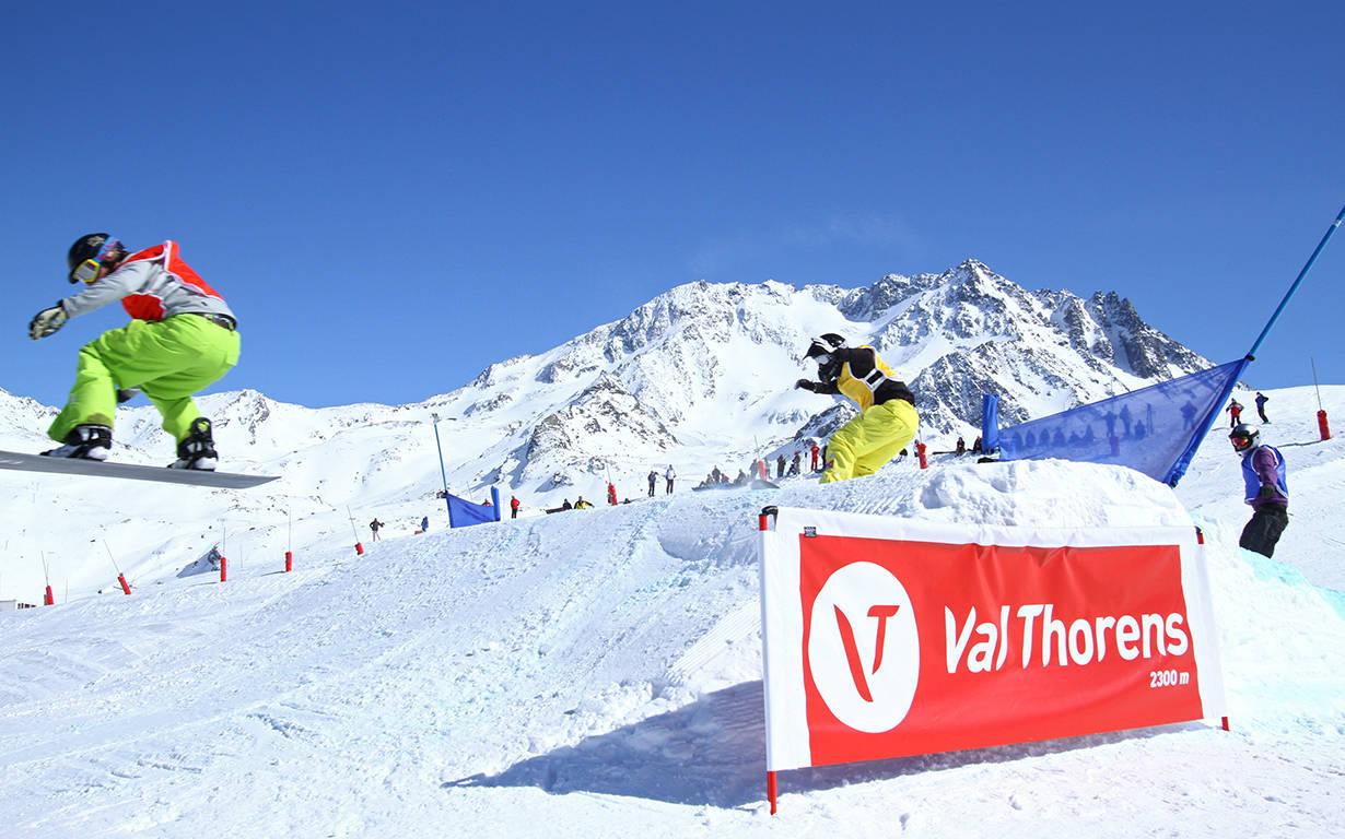 Wintersport Les Trois Vallées