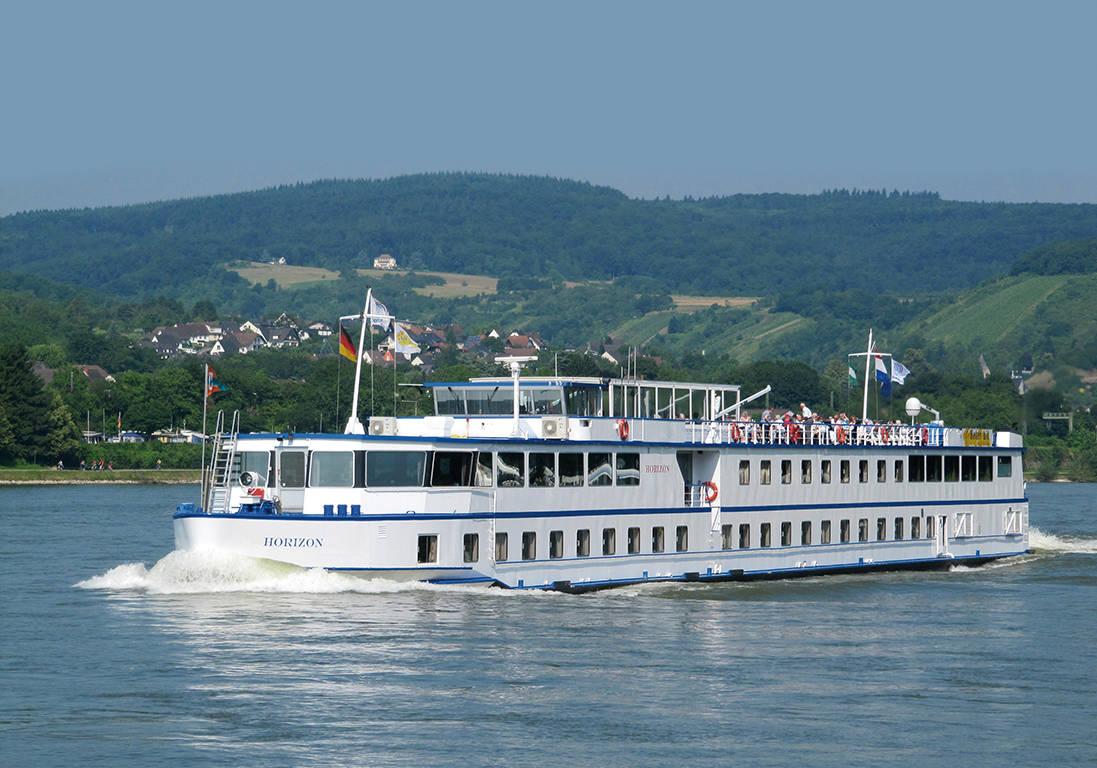 Vakantie Cruises Riviercruises - mps Horizon