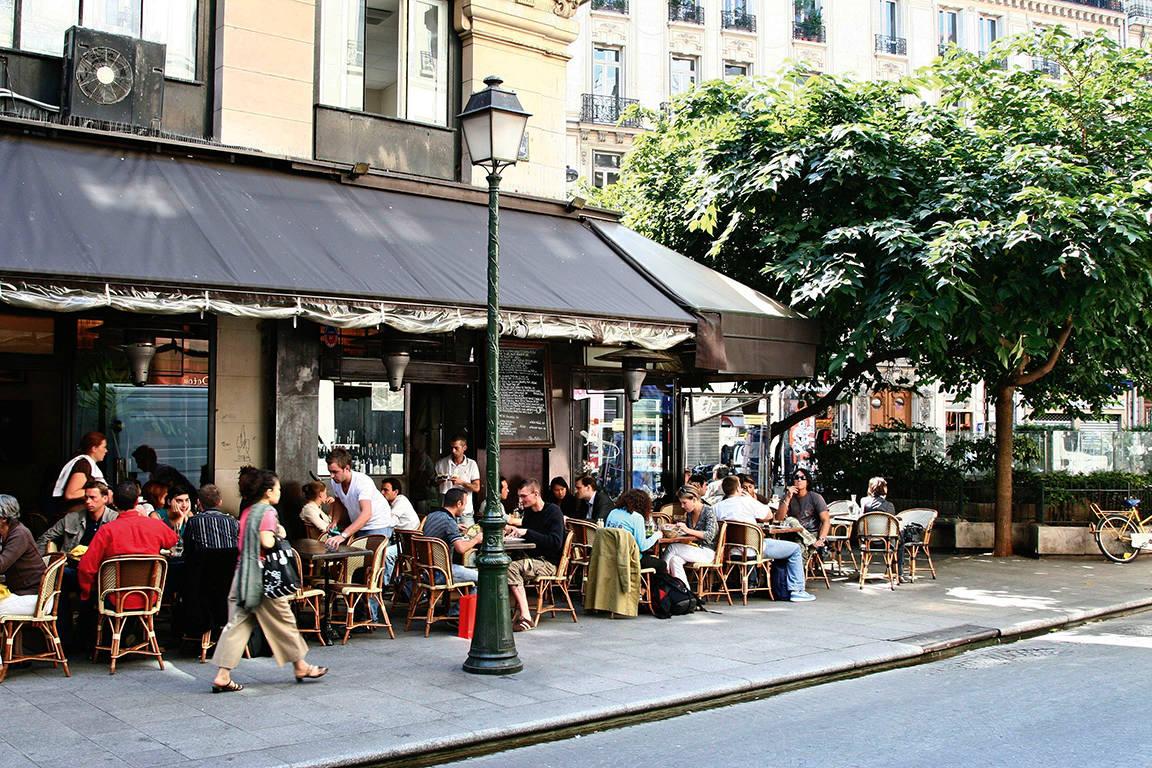 Weekend Parijs