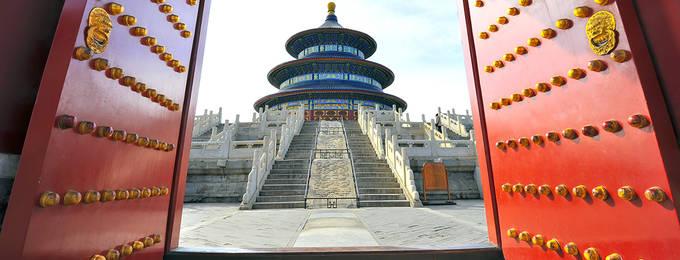 China reizen