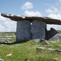 The Burren - Poulnabrone Dolmen